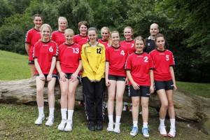 HSG Blomberg-Lippe - weibliche B2-Jugend