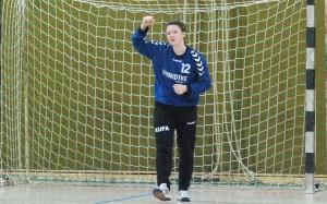 Lorena Jackstadt spielt ab diesem Sommer in Blomberg. Foto: privat