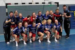 HSG-B-Mädels sind Westfalenmeister 2014, Foto: Michael Geise