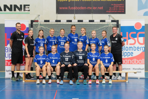 Weibliche A-Jugend Saison 2019/2020