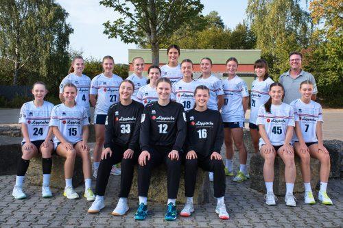 Sie wollen ins Final Four: die A-Mädels der HSG Blomberg-Lippe